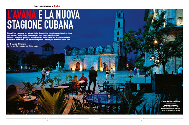 L'Avana e la nuova stagione cubana 1
