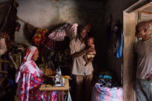 Burkina Faso - Thomas Sankara's women 1