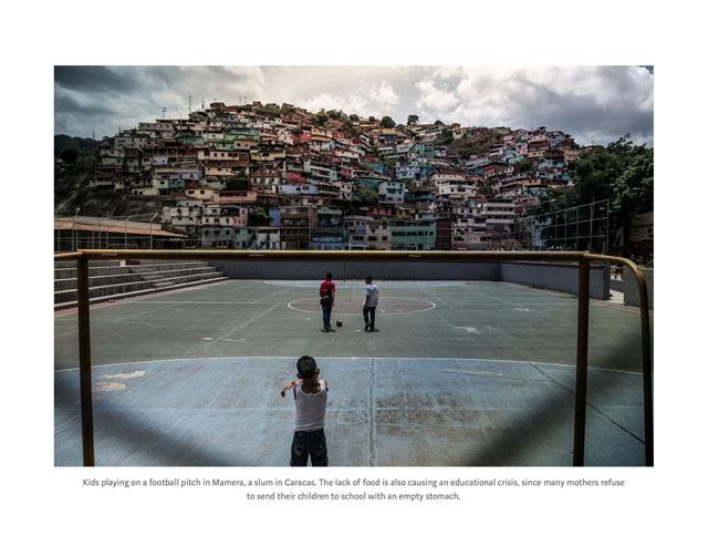 Venezuela's hungry downward spiral 3