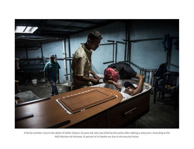 Venezuela's hungry downward spiral 6