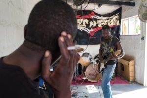 Botswana_The desert of metalheads 1