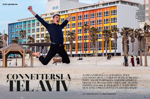 Terre promesse | Connettersi a Tel Aviv 1