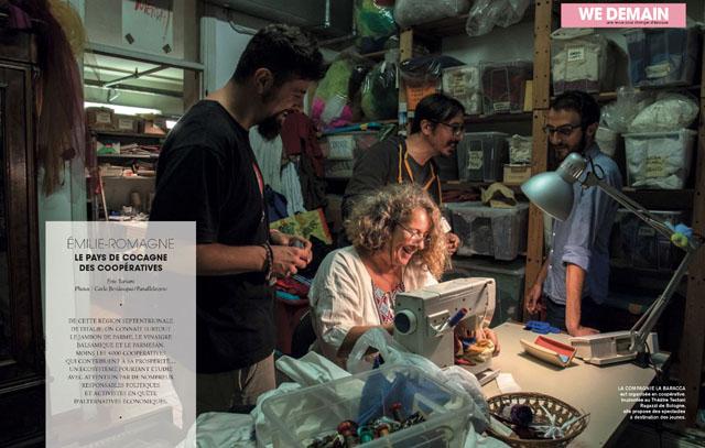 Émilie-Romagne | Le pays de cocagne des Cooperatives 1