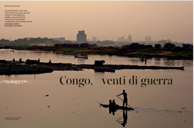 Congo, venti di guerra 1