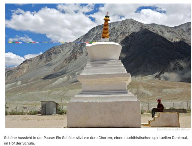 Lehrer im Himalaya | Schule auf dem Dach der Welt 9