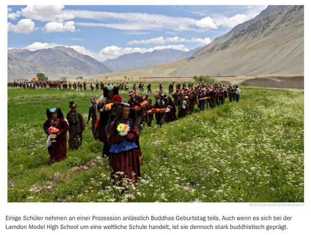 Lehrer im Himalaya | Schule auf dem Dach der Welt 10