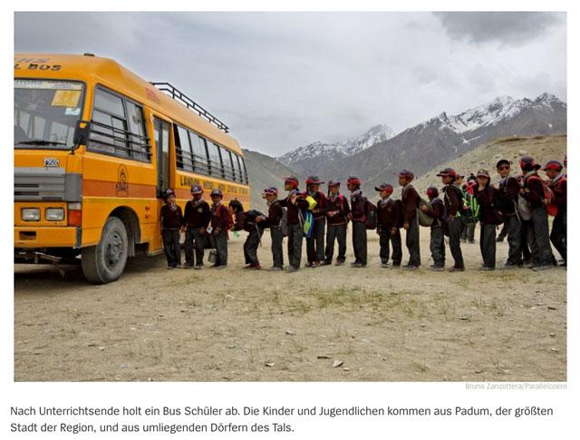 Lehrer im Himalaya | Schule auf dem Dach der Welt 11