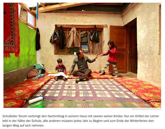 Lehrer im Himalaya | Schule auf dem Dach der Welt 12