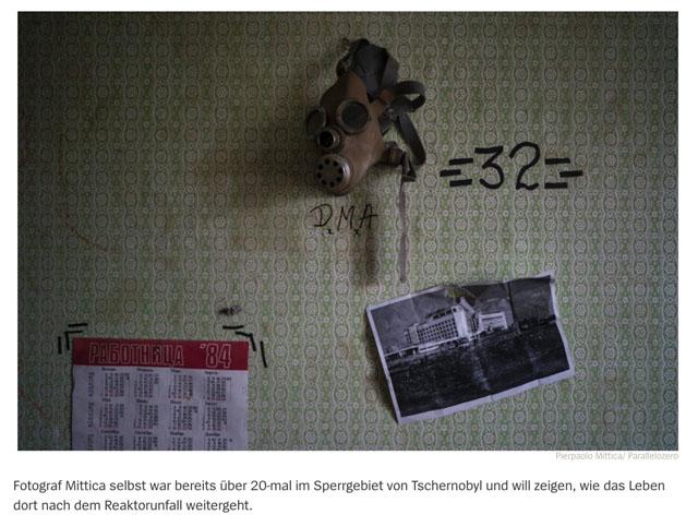 Die Stalker von Tschernobyl 13