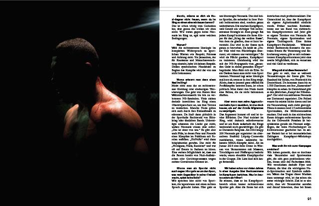 Sport | Rechter Haken 2