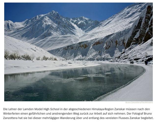 Lehrer im Himalaya | Schule auf dem Dach der Welt 2