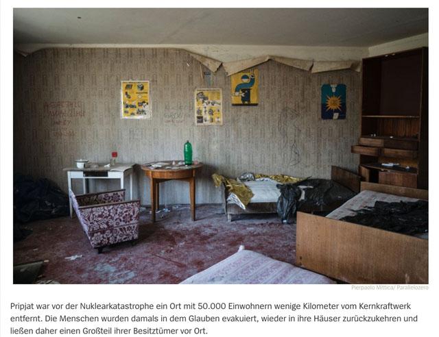 Die Stalker von Tschernobyl 3