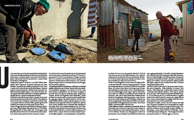 Cape Town | Goccia a goccia 3