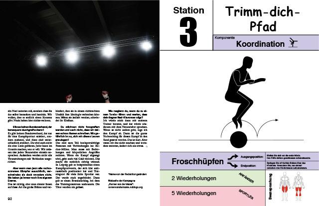 Sport | Rechter Haken 3