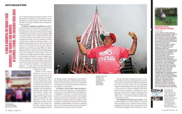 Giro d'Italia | Fenomenologia della corsa 3