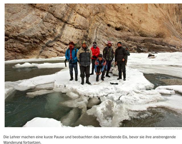 Lehrer im Himalaya | Schule auf dem Dach der Welt 4