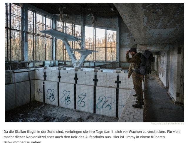 Die Stalker von Tschernobyl 5