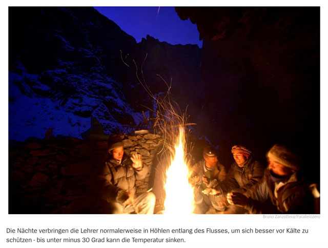 Lehrer im Himalaya | Schule auf dem Dach der Welt 5