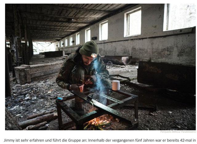Die Stalker von Tschernobyl 6