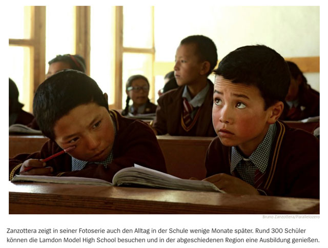 Lehrer im Himalaya | Schule auf dem Dach der Welt 6