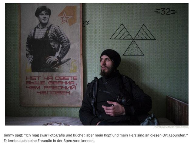 Die Stalker von Tschernobyl 7