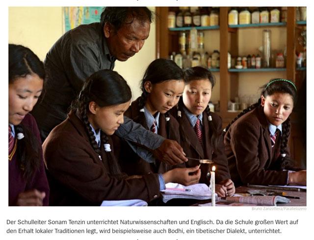 Lehrer im Himalaya | Schule auf dem Dach der Welt 8