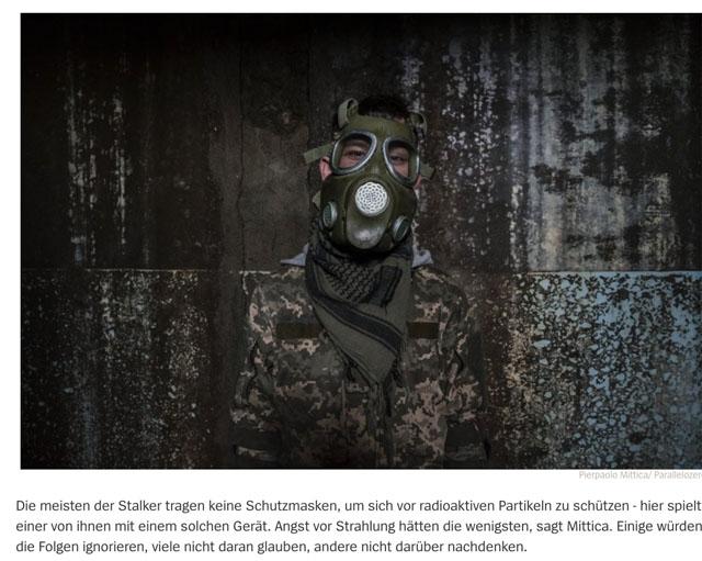 Die Stalker von Tschernobyl 8
