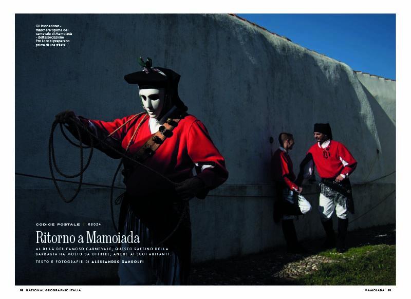 Sardegna | Ritorno a Mamoiada 1