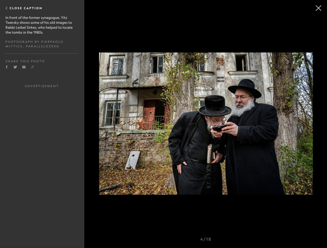 Descendants of Chernobyl's Jewish dynasty return to the exclusion zone 4