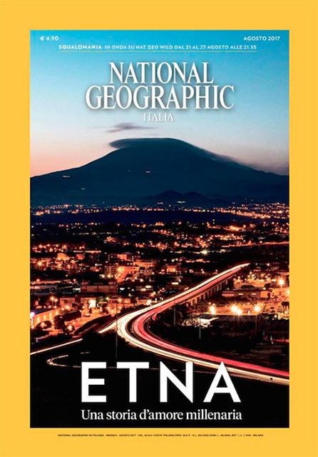 ETNA - Una storia d'amore millenaria 1