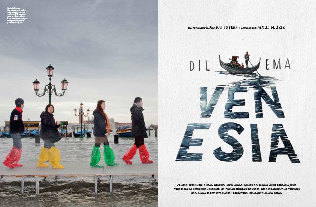 Dilema Venesia 1
