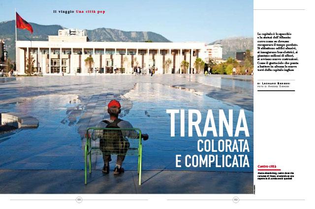 Tirana | Colorata e complicata 1