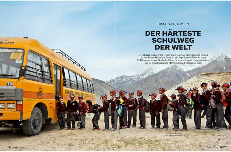 Der härteste Schulweg der Welt | Winter nach Zanskar 1