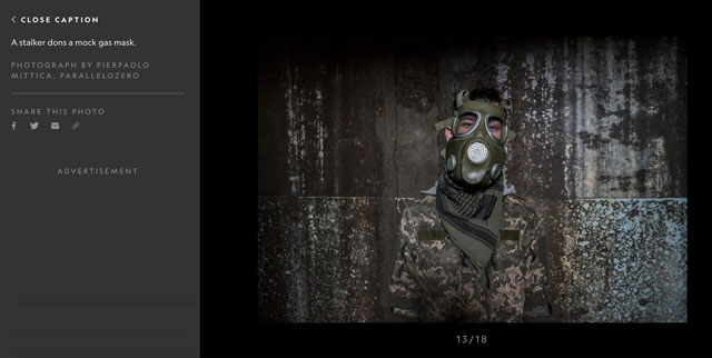 Illegal Visits to Chernobyl's Dead Zone 13