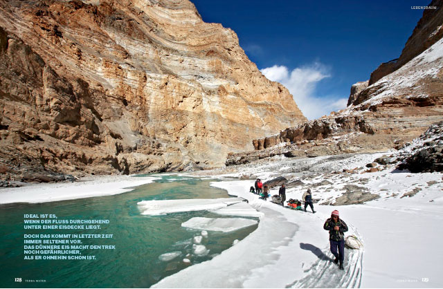 Der härteste Schulweg der Welt | Winter nach Zanskar 2