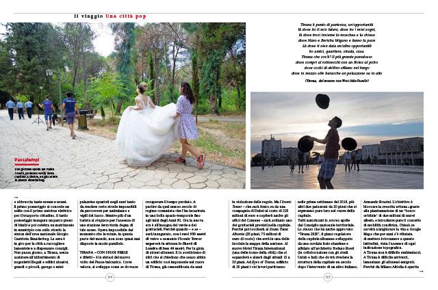 Tirana | Colorata e complicata 4