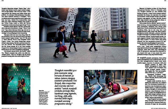 Millionaires in Shanghai 4