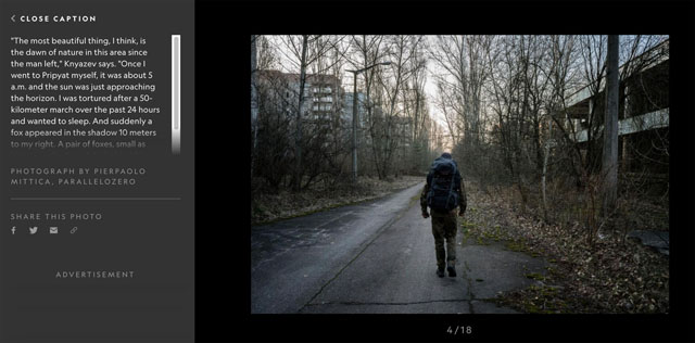 Illegal Visits to Chernobyl's Dead Zone 4