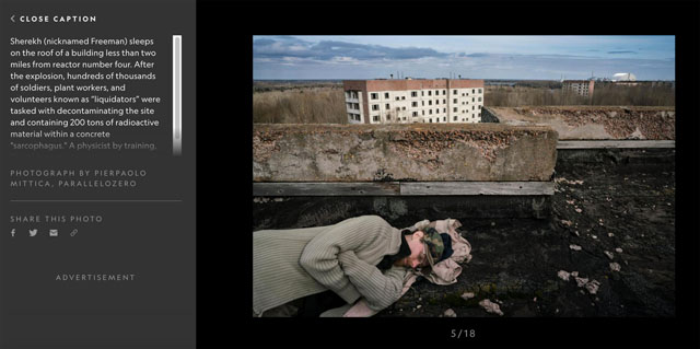 Illegal Visits to Chernobyl's Dead Zone 5