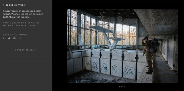 Illegal Visits to Chernobyl's Dead Zone 6