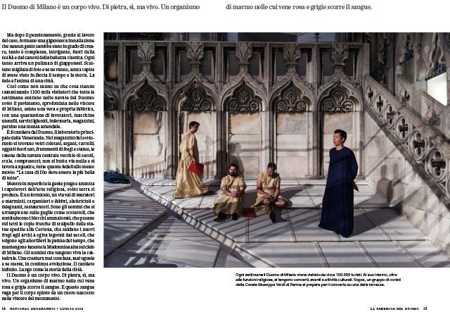 Duomo. Fabbrica eterna 7