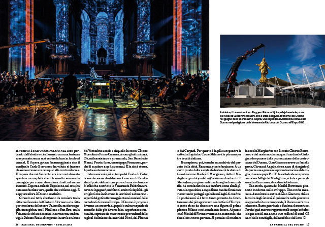 Duomo. Fabbrica eterna 8