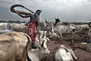 Southern Sudan - My life in a cattle camp 1