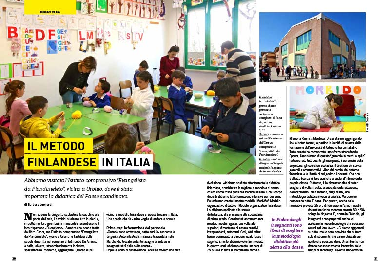 Il metodo finlandese in Italia 1