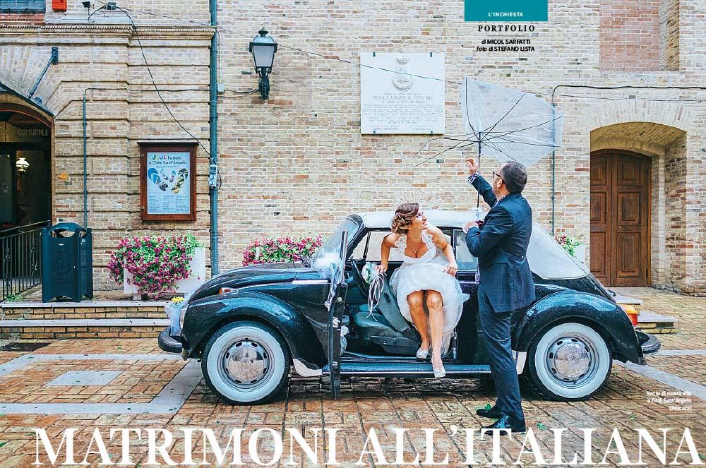 Matrimoni all'italiana 1