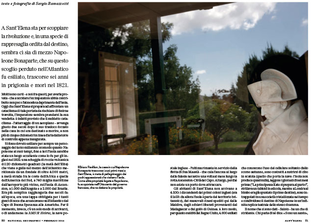 Sant'Elena | Lontano dal mondo 2