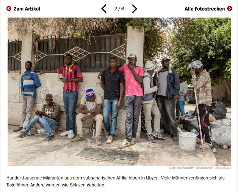 Libya |  Ein Leben in Angst vor den Milizen 2