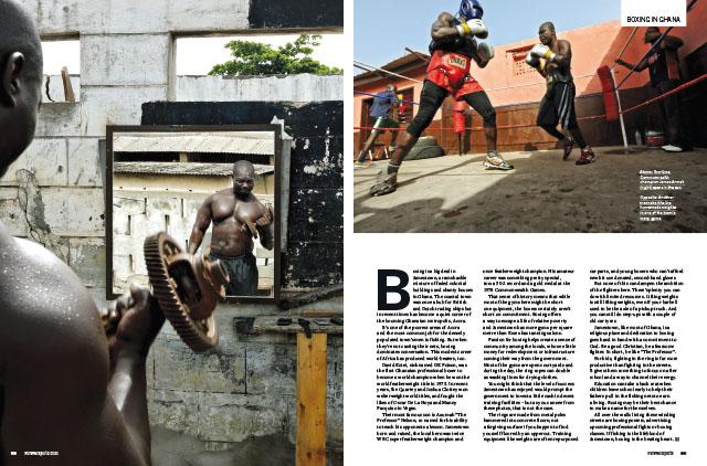 Boxing Ghana 3