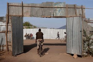 KAKUMA, NOWHERE ON EARTH. In the extreme north of Kenya, not far from the South Sudanese border, is a hot, dusty and waterless place called nowhere. Or Kakuma, as it translates in the local Turkana language. Since 1992, Kakuma is the place that the Kenya g 1