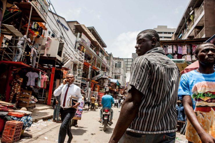 The Lagos Shuffle